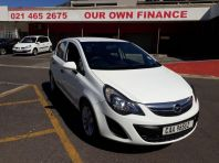 Used Opel Corsa 1.4 Essentia for sale in Cape Town, Western Cape