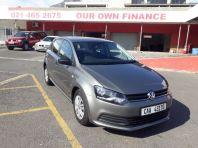 Used Volkswagen Polo Vivo hatch 1.4 Trendline for sale in Cape Town, Western Cape