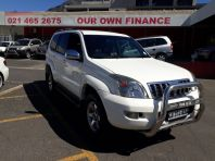 Used Toyota Land Cruiser Prado 3.0DT TX for sale in Cape Town, Western Cape