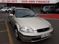 Used Honda Civic 160i Luxline for sale in Cape Town, Western Cape